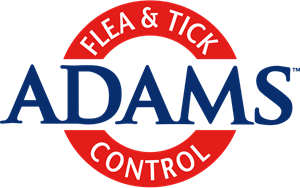 ADAMS flea and tick control